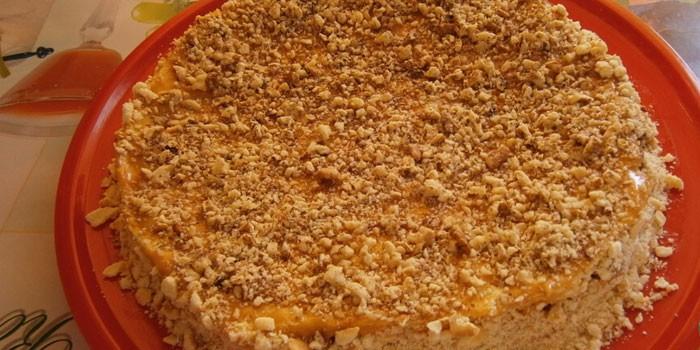 как приготовить торт наполеон в домашних условиях пошагово с фото