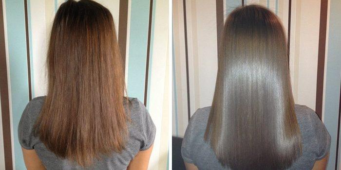 Не значительное выпадение волос у женщин