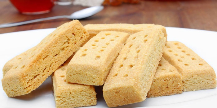 домашнее печенье на кефире, простой рецепт