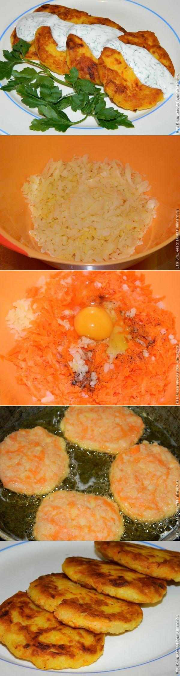 Рецепты из картофеля пошаговый