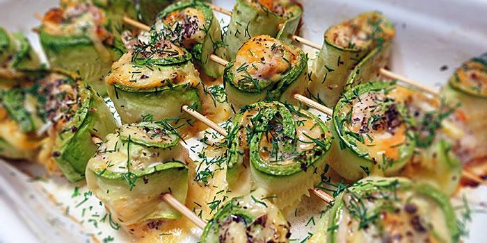 блюда из кабачков рецепты с фото простые, вкусные, диетические
