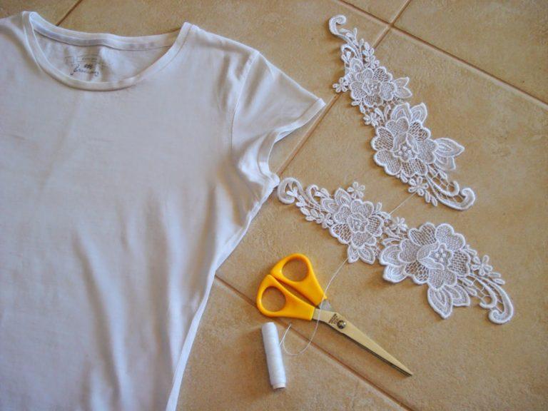 1 способ - вышивка