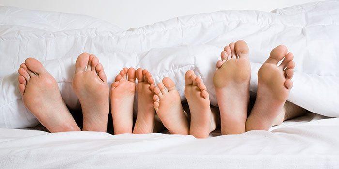 народные средства от потливости ног и неприятного запаха