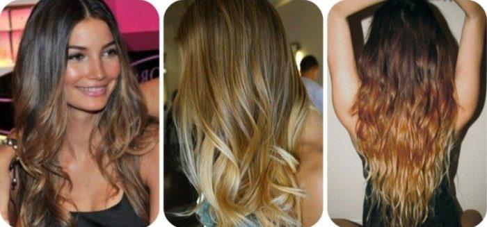 цвет волос бронд 2018 - модные тенденции и тренды на фото