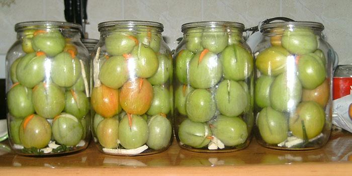 варенье из зелёных помидоров на зиму - очень вкусные