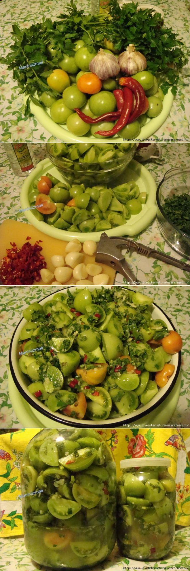 рецепт варенье из зелёных помидоров на зиму - быстрые в приготовлении и очень вкусные фото 1