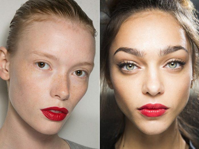 деловой макияж 2018 фото 7