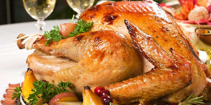 рецепт рождественского гуся с яблоками