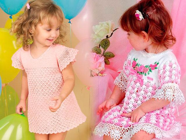 мастер-класс от Гульнары летняя одежда для детей крючком