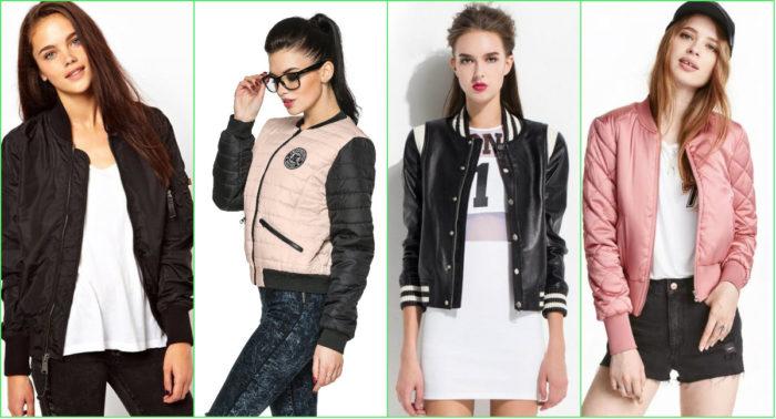 фасоны женских курток весна 2018
