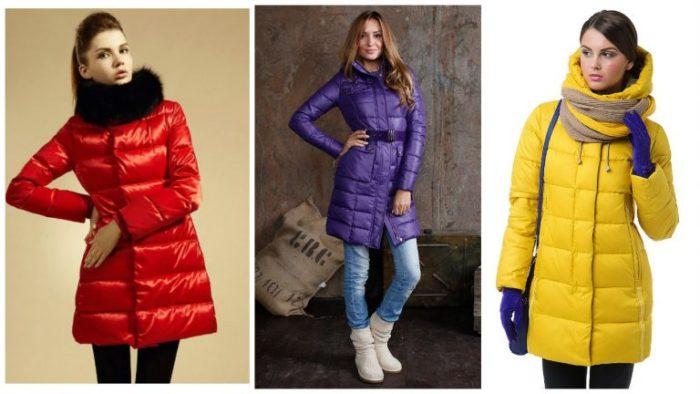 модные фасоны женских курток весна 2018 на фото 2