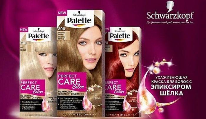 как выбрать краску для волос в 2018 году