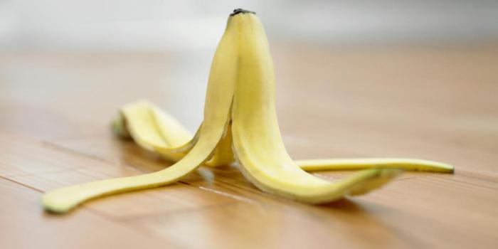 как использовать кожуру банана