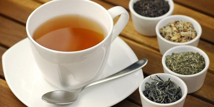 диета на чае с сахаром