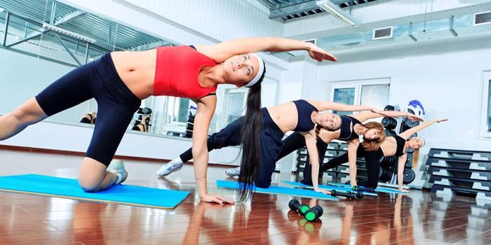 самый модные фитнес-тренировки 2018