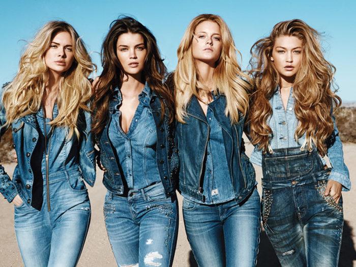 джинсовая одежда фото 2