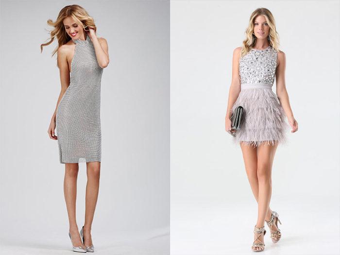 модные коктейльные платья весна-лето 2018, как выбрать фото 1