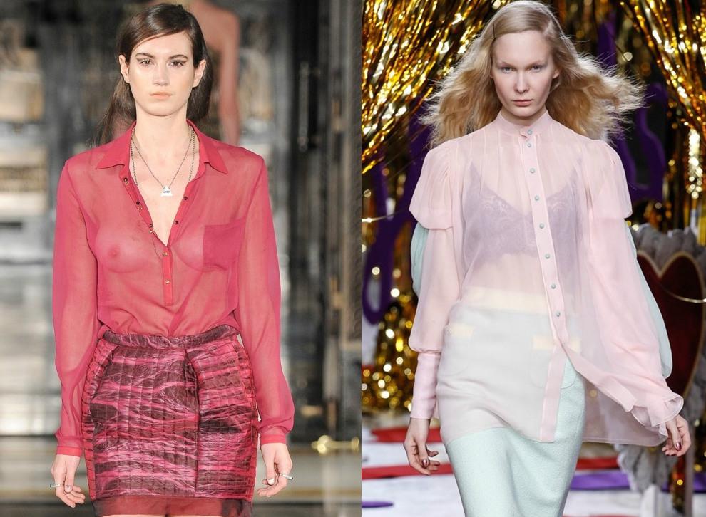 Модные Стильные Блузки Доставка