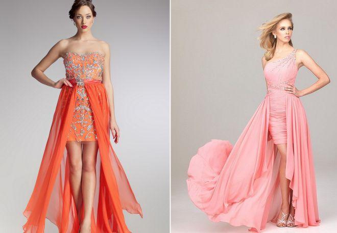 модное платье-трансформер 2018, тенденции и тренды на фото 1