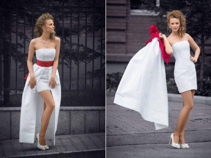 модное платье-трансформер 2018, тенденции и тренды на фото 2