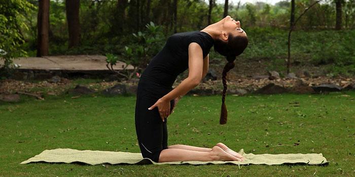 тибетская гимнастика Око возрождения или как я похудела на один размер