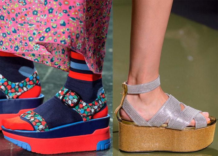 обувь на платформе 3