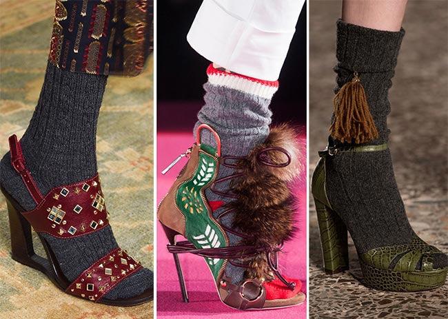 модная женская обувь весна 2018 фото 2