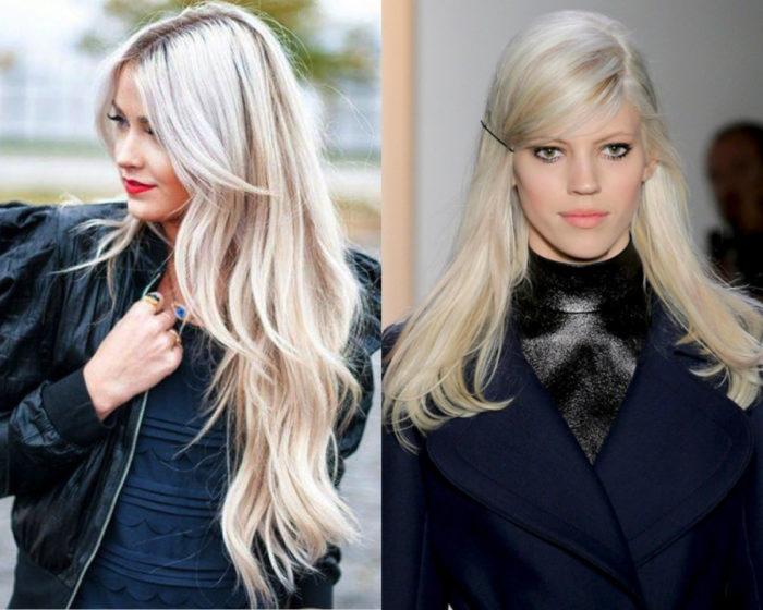 натуральный блонд фото 2