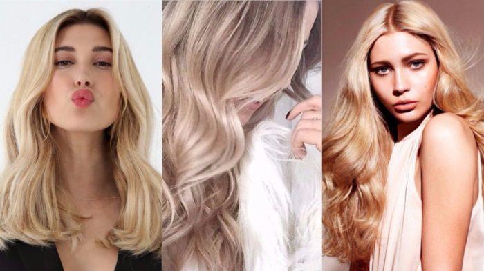 натуральный блонд фото 3