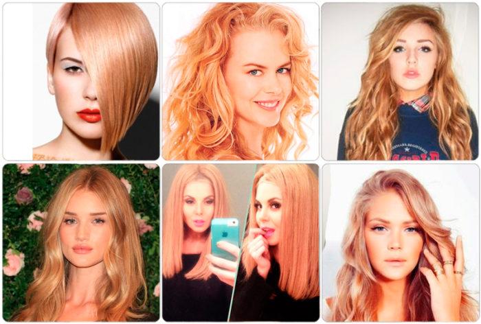 натуральный блонд фото 7