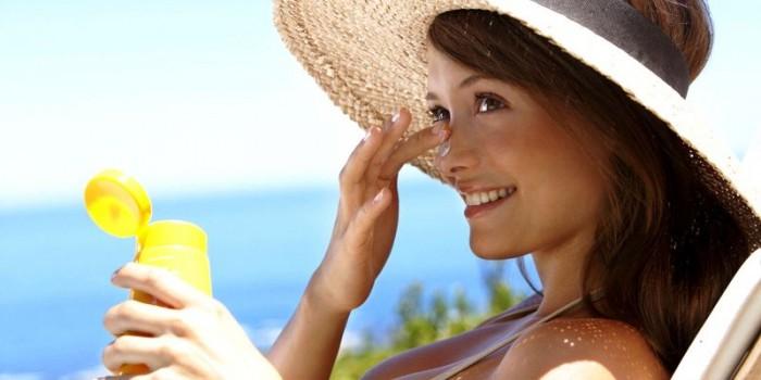как пользоваться солнцезащитными кремами