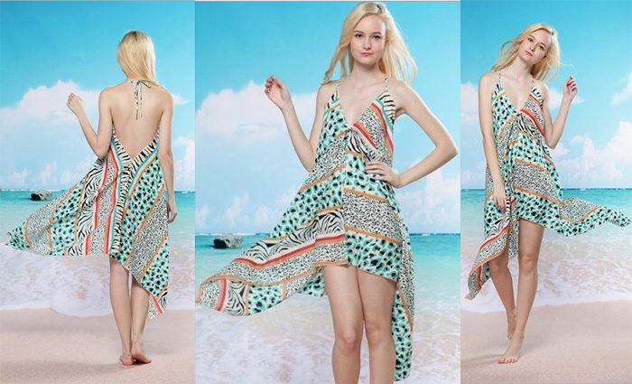 пляжная мода 2018 тенденции на фото 5