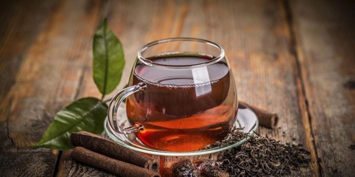 коротко о главном - химический состав чая