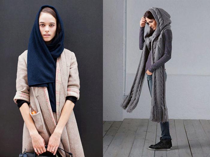 модные платки весна-лето 2018 на фото 1