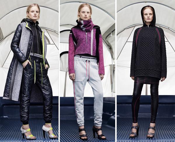 спортивный стиль одежды для девушек и женщин 2018