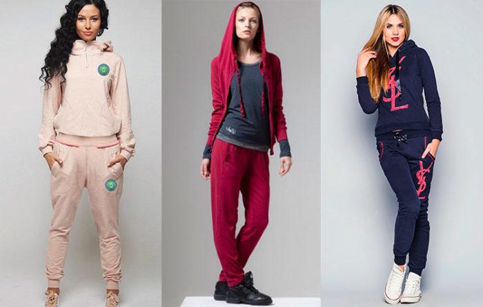 спортивный стиль одежды для девушек и женщин 2018, модные тенденции и тренды на фото 3