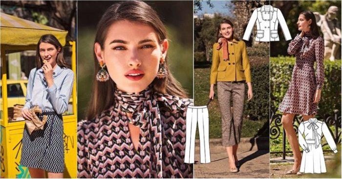 ретро-стиль в одежде для женщин 2018, фото тенденции и тренды на фото 1