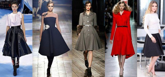 ретро-стиль в одежде для женщин 2018, фото тенденции и тренды на фото 3