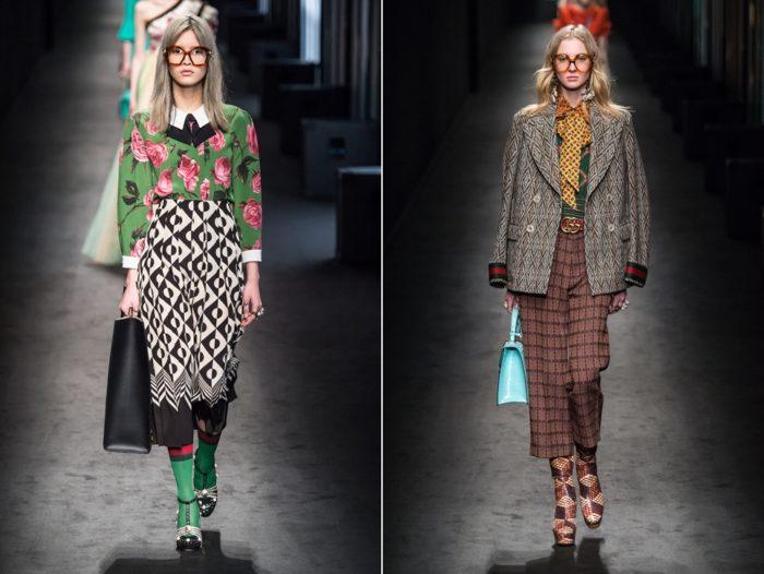 ретро-стиль в одежде для женщин 2018, фото тенденции и тренды на фото 4