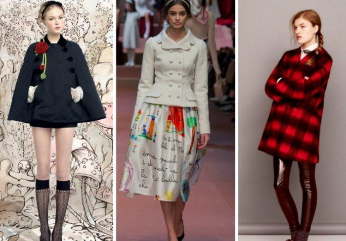ретро-стиль в одежде для женщин 2018, фото тенденции и тренды на фото 5