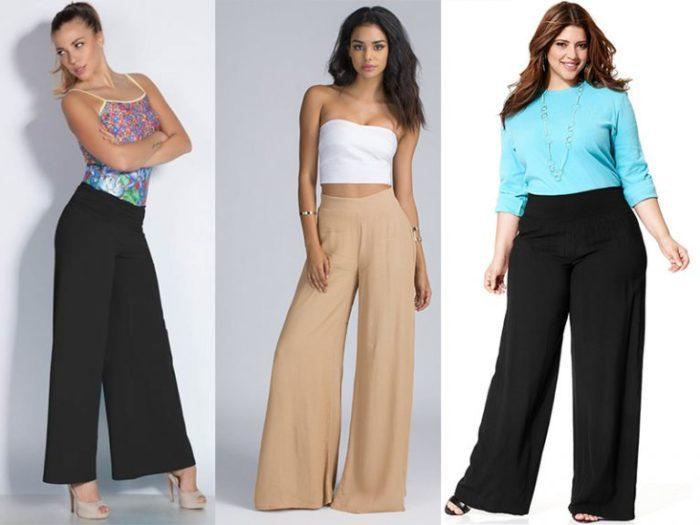 модные женские брюки осень-зима 2017-2018