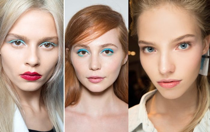 натуральный макияж на каждый день 2018 фото 1