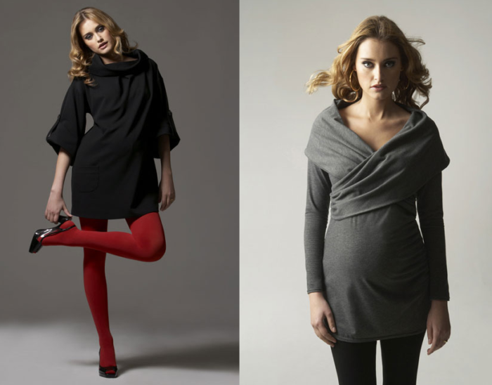 туники и блузы фото 1