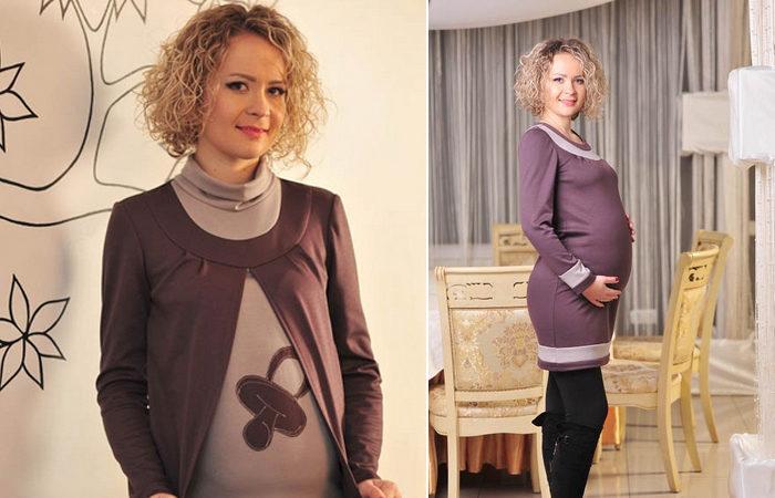 туники и блузы фото 3