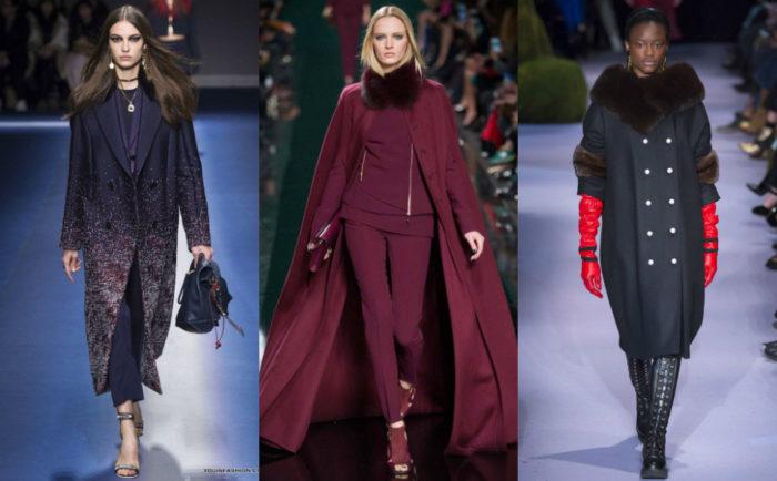 мода для беременных осень-зима 2017-2018, модные тенденции и тренды на фото 4