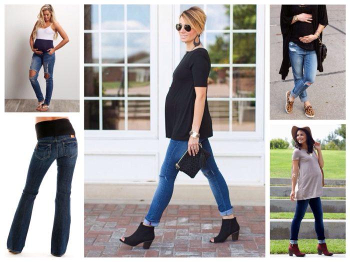 джинсы и брюки фото 1