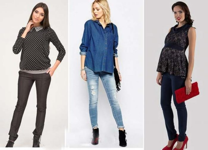 джинсы и брюки фото 3