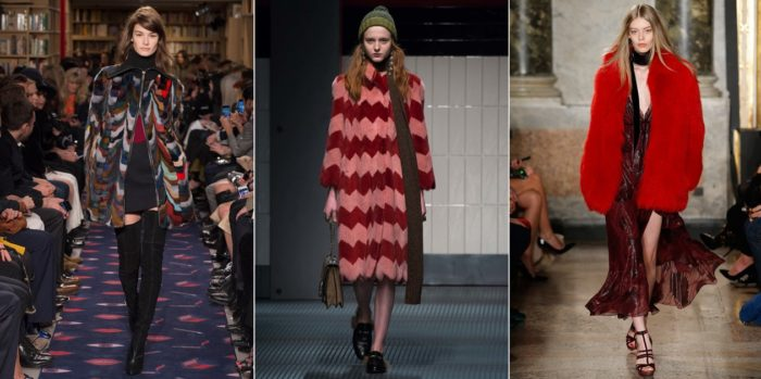 модные тенденции и тренды на шубы осень-зима 2017-2018, фото 2