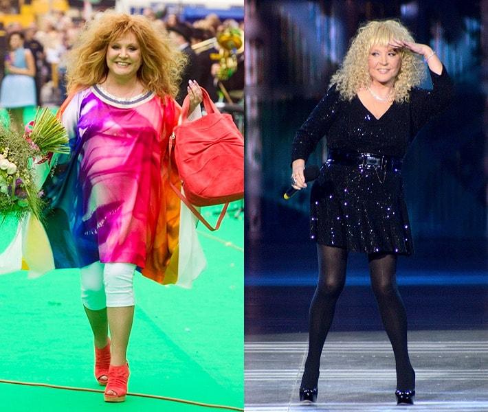 диеты знаменитостей фото до и после похудения 2018 фото 6