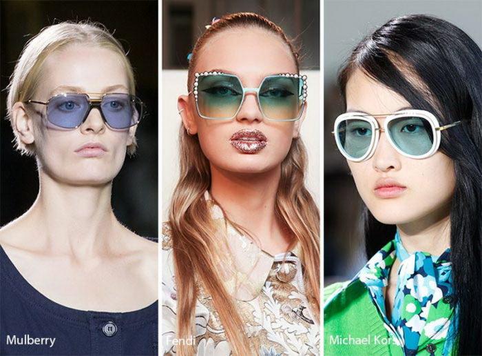 модные солнцезащитные очки весна-лето 2018, фото 2